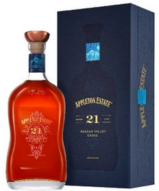 APPLETON ESTATE 21 ANNI 3/4