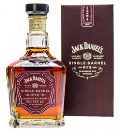 JACK DANIEL'S SINGLE BARREL RYE 3/4