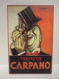 PANNELLO VERMOUTH CARPANO