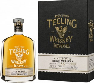 TEELING SINGLE MALT REVIVAL 15 ANNI 3/4